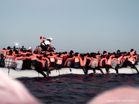 There's a reason refugees like me risk everything to reach Europe – rejecting those on The Aquarius is not humane