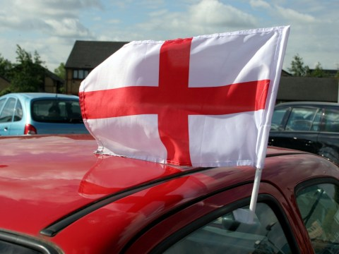 Taxi drivers ordered to take down England flags during World Cup