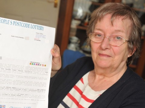 Maureen is pretty pleased with herself after out-scamming the scammers