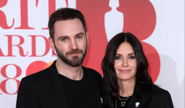 who is courteney cox married to 2020