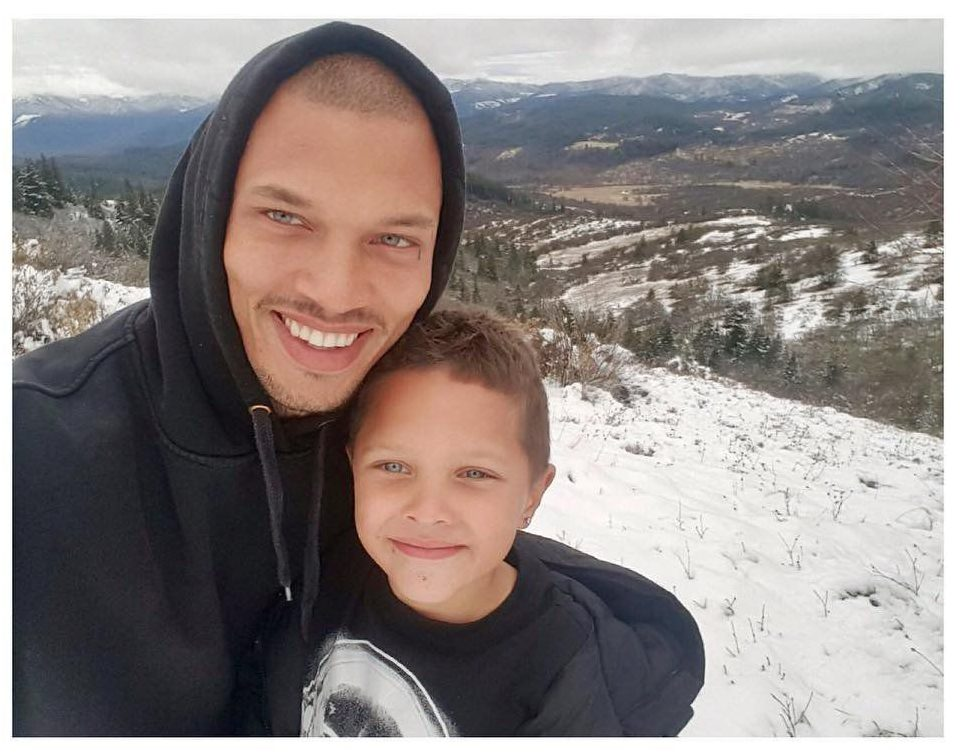 Jeremy Meeks gets primary custody of son as 'he pays ex-wife six figures' after welcoming baby with Chloe Green