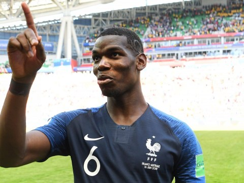 Jose Mourinho criticises Paul Pogba and N'Golo Kante after France scrape opening World Cup win