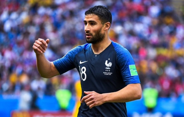 Nabil Fekir of France during the 2018 FIFA World Cup Russia group C match between France and Australia at Kazan Arena on June 16, 2018 in Kazan, Russia. (Photo by Anthony Dibon/Icon Sport via Getty Images)