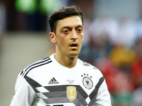 Mesut Ozil dropped for Germany's key World Cup clash against Sweden