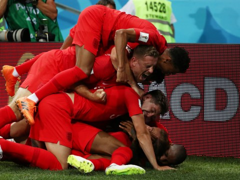 What are England's potential fixture dates in the World Cup knockout stages?