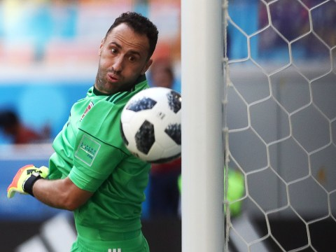 Arsenal fans cannot wait to wave goodbye to David Ospina after error against Japan at World Cup