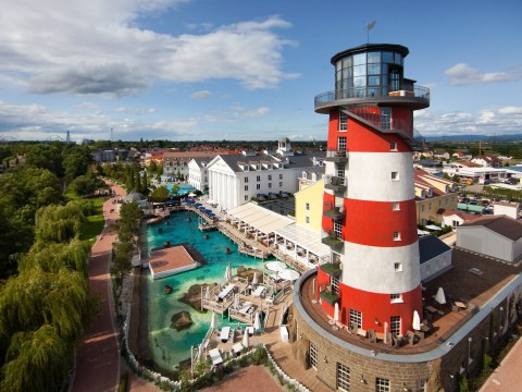 Licence to thrill: Adrenaline and after-hours fun at Europe's fanciest theme park