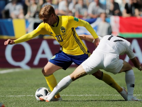 England v Sweden head to head record and previous World Cup meetings