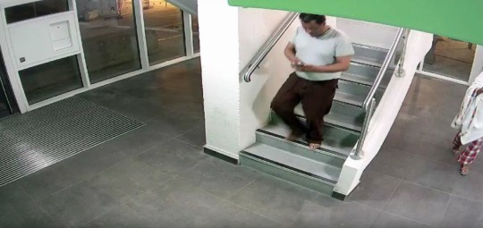 BEST QUALITY AVAILABLE Handout CCTV still dated 14/06/17 issued by the Grenfell Tower Inquiry of Behailu Kebede and Elsa Afeworki in the lobby of Grenfell Tower at around 12.58am. PRESS ASSOCIATION Photo. Issue date: Thursday June 21, 2017. Seventy-two people were killed after the fire tore through the housing block in Kensington, west London last year. See PA story INQUIRY Grenfell. Photo credit should read: Grenfell Tower Inquiry/PA Wire NOTE TO EDITORS: This handout photo may only be used in for editorial reporting purposes for the contemporaneous illustration of events, things or the people in the image or facts mentioned in the caption. Reuse of the picture may require further permission from the copyright holder.