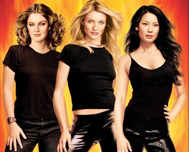 Cameron Diaz and Drew Barrymore keep the Charlie's Angels dream ...