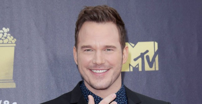 Mandatory Credit: Photo by Matt Baron/REX/Shutterstock (9718381ea) Chris Pratt MTV Movie & TV Awards, Los Angeles, USA - 16 Jun 2018