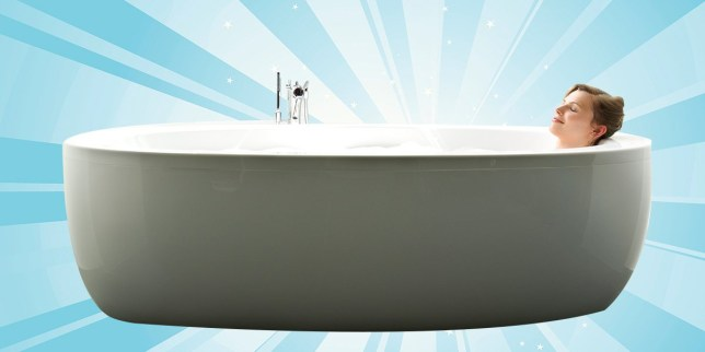 Hot baths can reduce your risk of heart disease