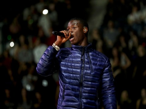 J Hus addresses fans after pleading not guilty to possessing knife