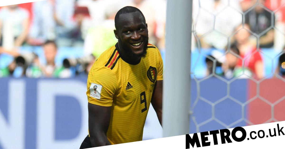 England news  Romelu Lukaku suffers  no further damage  to ankle injury  d93a376b0
