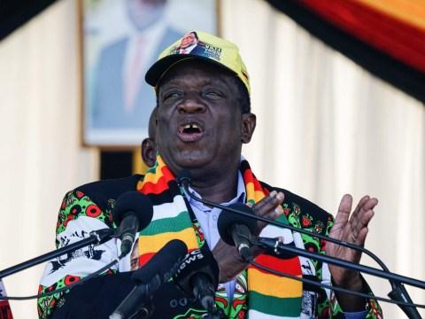 President Emmerson Mnangagwa wins controversial Zimbabwe election