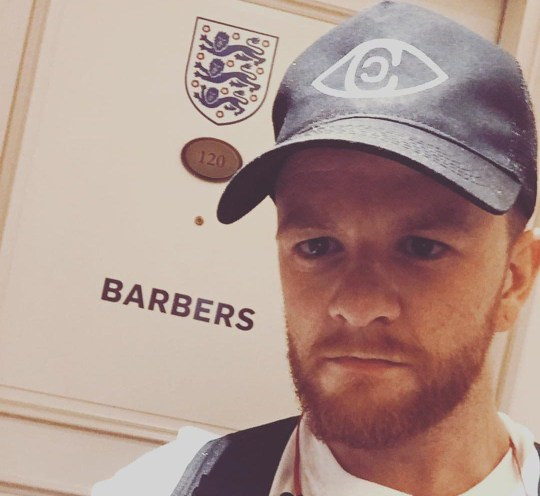 Three barbers flown into Russia to get the England World Cup squad in razor sharp shape for kick-off Simon Townley North West News