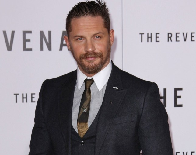 Mandatory Credit: Photo by Matt Baron/REX/Shutterstock (5494756aw) Tom Hardy 'The Revenant' film premiere, Los Angeles, America - 16 Dec 2015