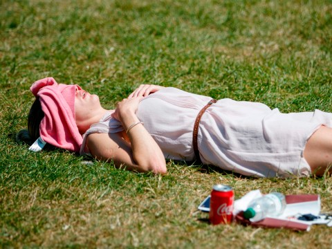 People are sharing their tips on getting sleep in the heatwave