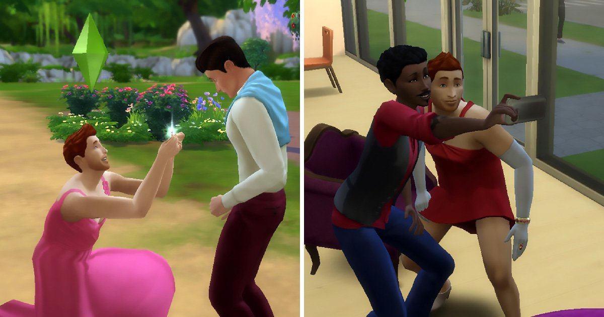 The Sims banned in China and the Middle East 'over same-sex relationships'