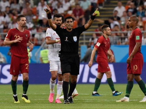 Portugal qualify ahead of Iran in VAR drama as Iago Aspas seals top spot for Spain