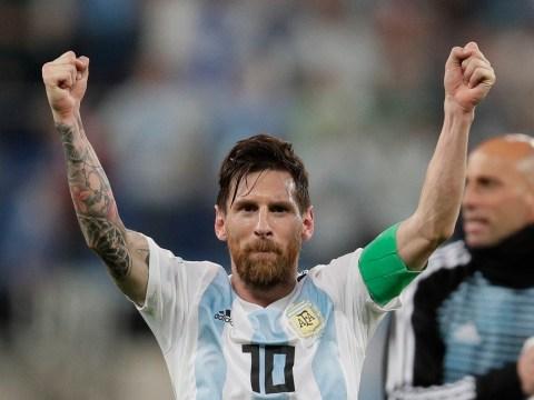 Argentina hero Lionel Messi: We always knew we would beat Nigeria