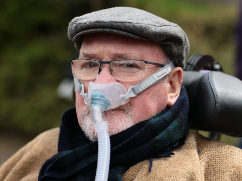Terminally-ill man loses legal challenge on assisted dying
