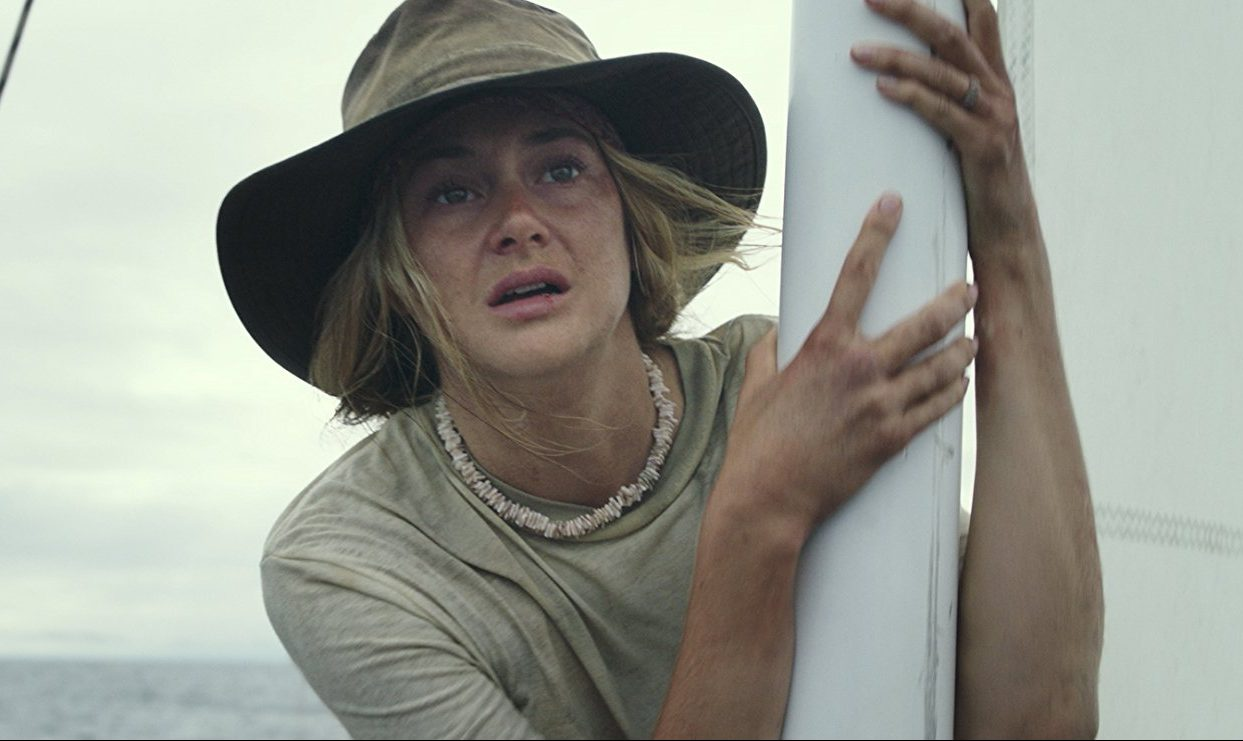 Shailene Woodley survived on 350 calories a day and drank wine 'to pass out' while filming Adrift