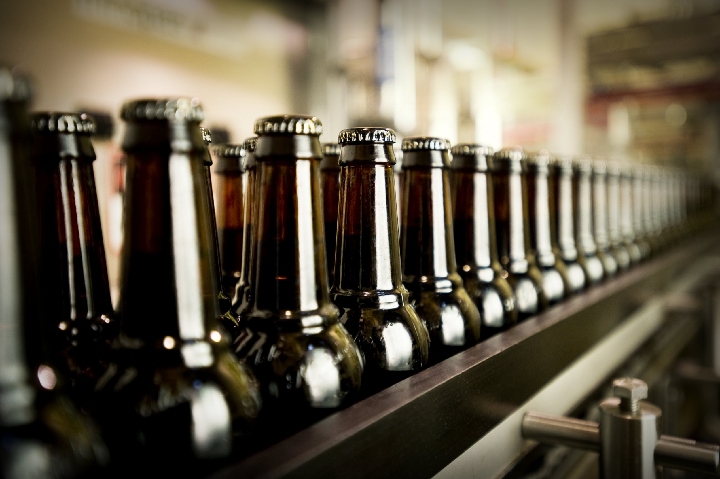 Beer is actually starting to run out due to CO2 shortage