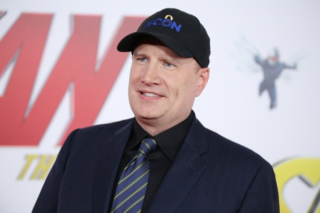 Mandatory Credit: Photo by Matt Baron/REX/Shutterstock (9727397fo) Kevin Feige 'Ant-Man and The Wasp' film premiere, Arrivals, Los Angeles - 25 Jun 2018