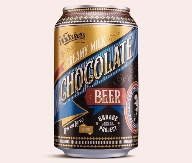 Beer And Chocolate Come Together In This New Cocoa Infused