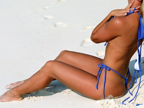 What is the law on topless sunbathing?