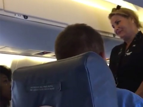 Five booted from flight for 'attitude' after being asked to put phones in airplane mode