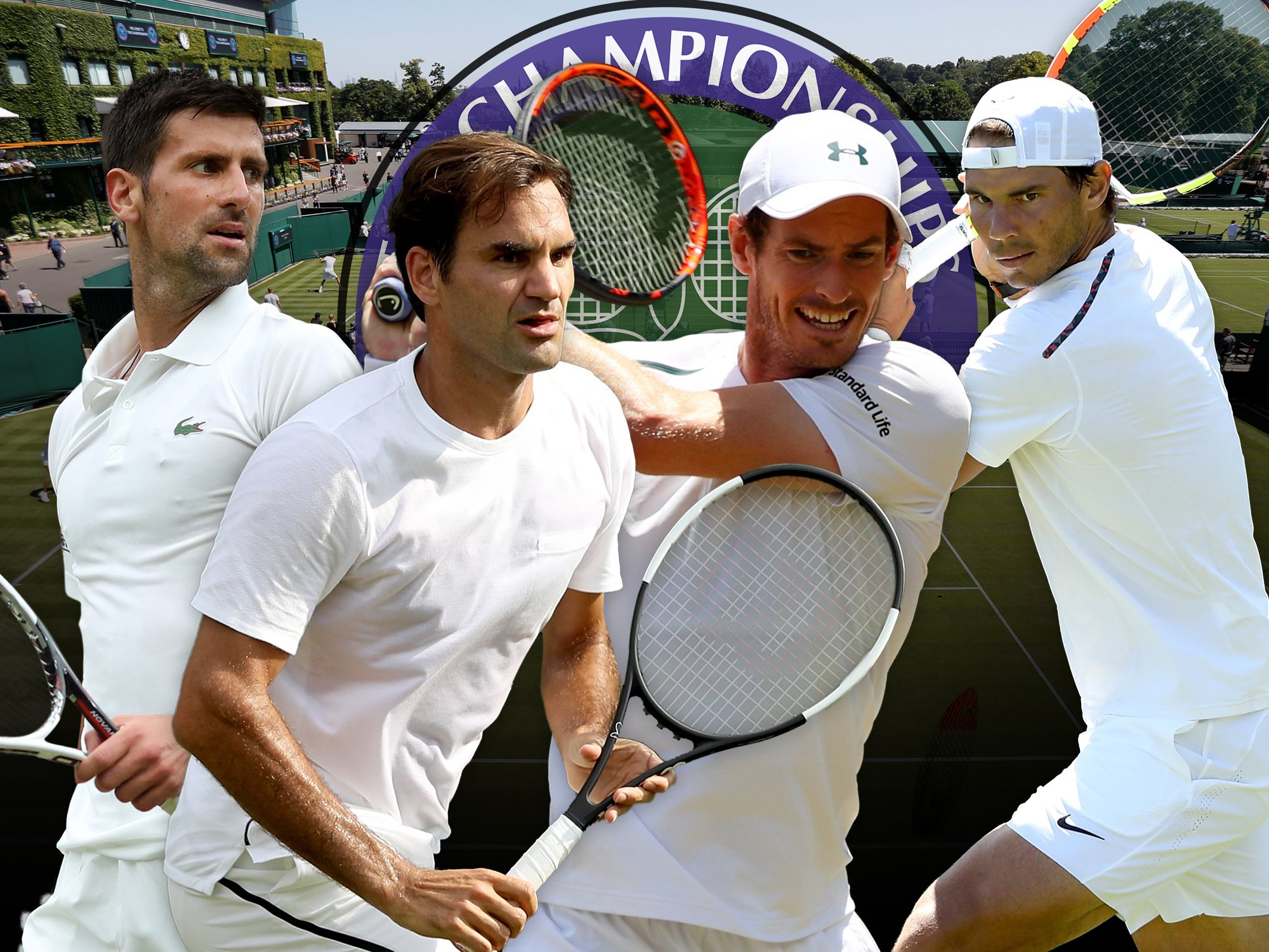 Wimbledon preview: Can anyone deny Roger Federer latest slice of history?