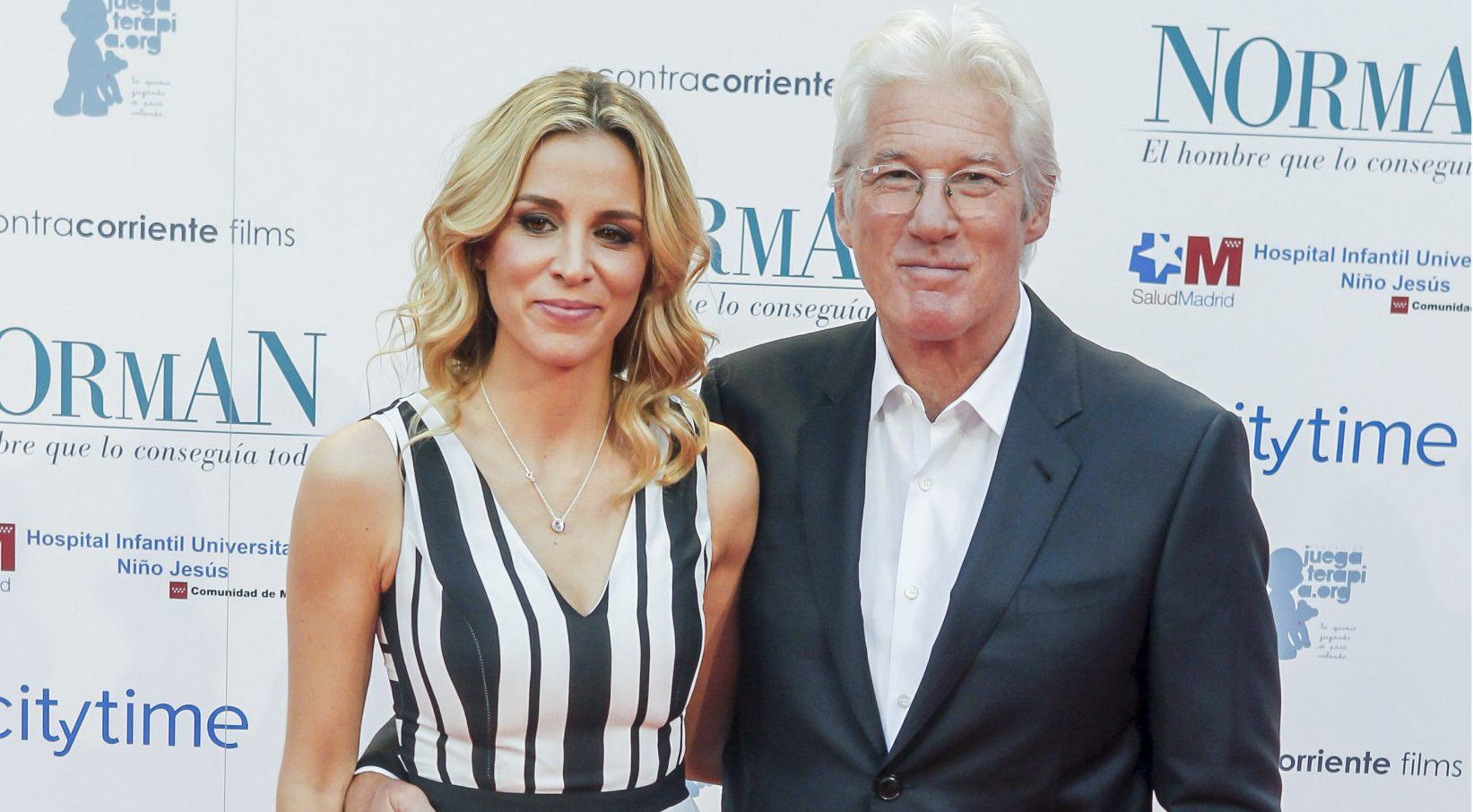 Richard Gere to become a dad again at 69 – three months after marrying wife Alejandra