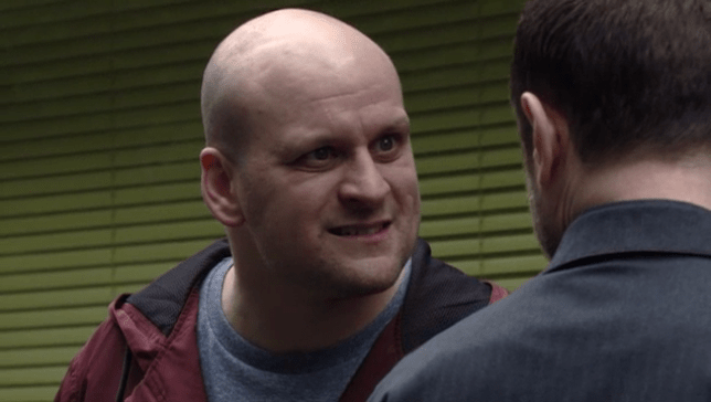 Mick reports Stuart to the police in EastEnders