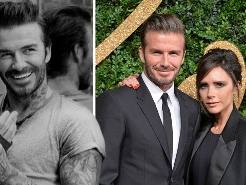 David Beckham returns to Instagram after brushing off 'bizarre' divorce rumours
