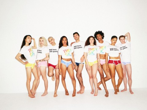American Apparel launches a new Pride collection