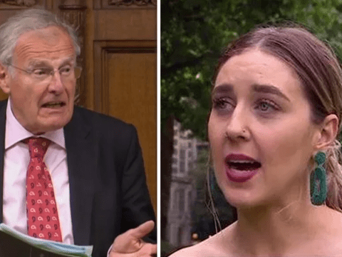 Upskirting campaigner says Tory MP 'didn't know' what he was voting against