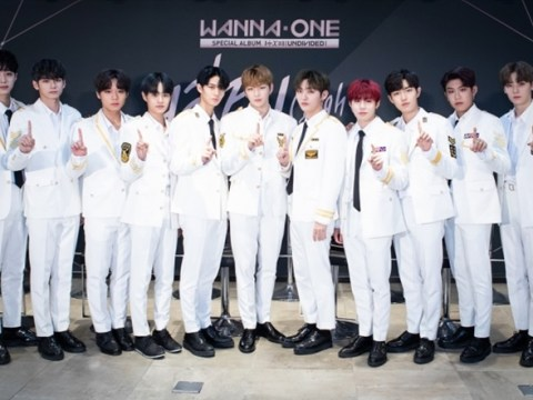 Wanna One kick off last world tour with 60,000 fans as they release special album Undivided