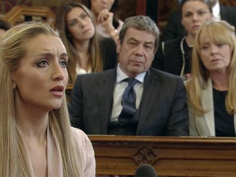 Coronation Street spoilers: Eva returns for Aidan's inquest