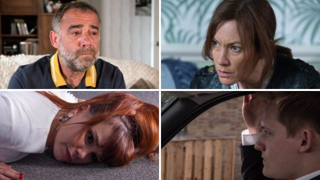 Coronation Street, EastEnders, Hollyoaks and Emmerdale spoiler pictures