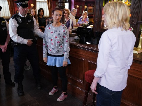 EastEnders spoilers: Tina Carter is arrested – but has she murdered Stuart Highway?