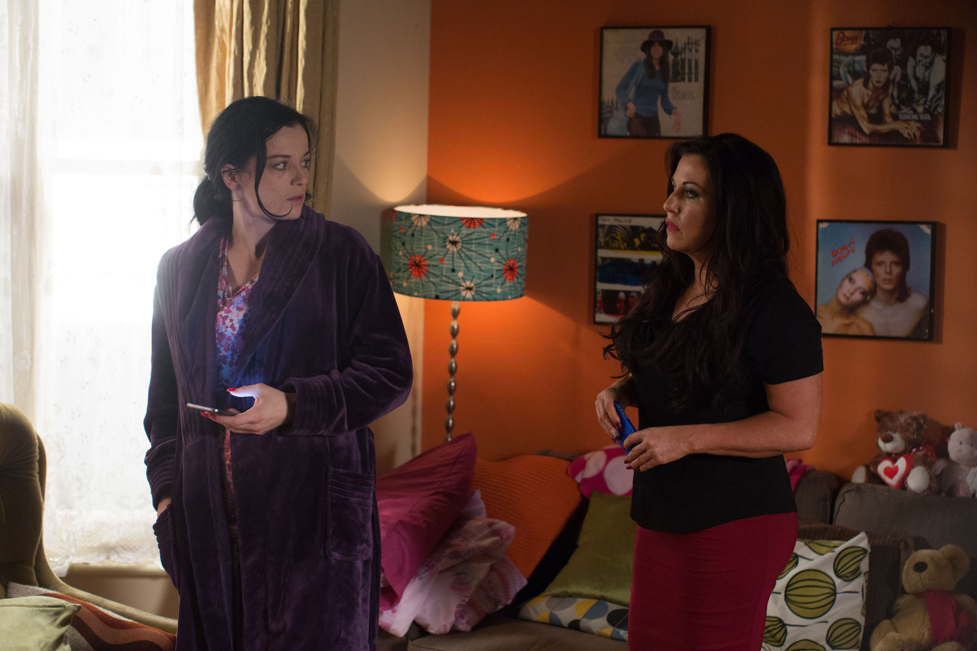 EastEnders spoilers: Furious Kat Moon confronts Hayley Slater