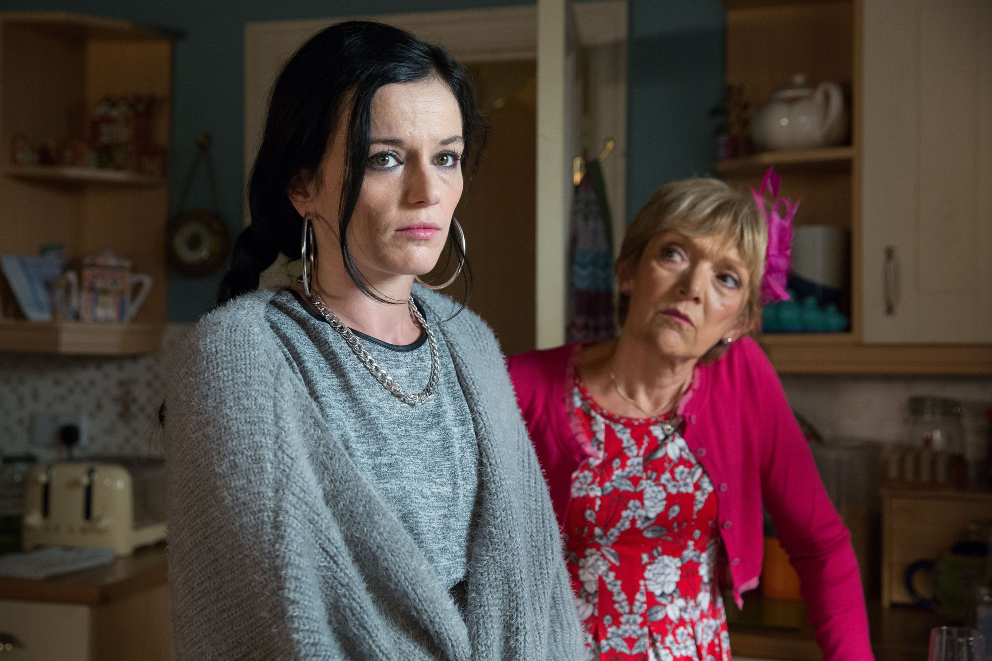 EastEnders spoilers: Hayley Slater and Alfie Moon's baby secret is exposed