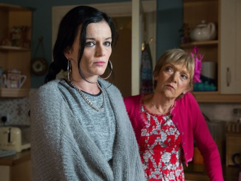 EastEnders spoilers: Jean Slater discovers the truth about Hayley Slater's pregnancy