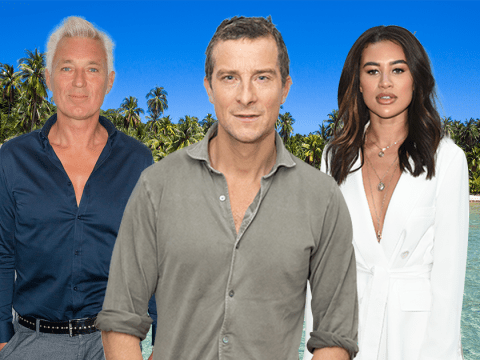 Celebrity Island with Bear Grylls line-up revealed including Love Island's Montana Brown and Martin Kemp