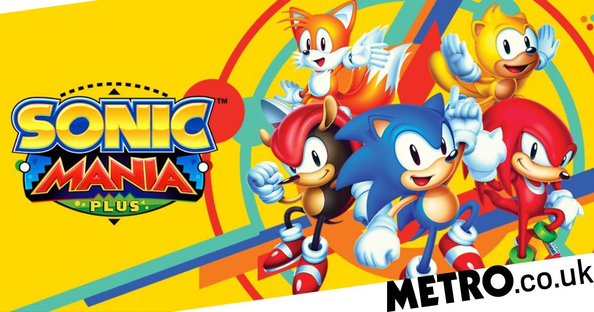 Games review: Sonic Mania Plus is another love letter to Sonic fans