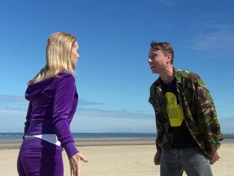 Hollyoaks spoilers: Will Milo Entwistle hurt Cindy Cunningham?
