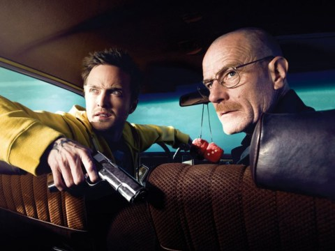 A Breaking Bad movie is officially in the works