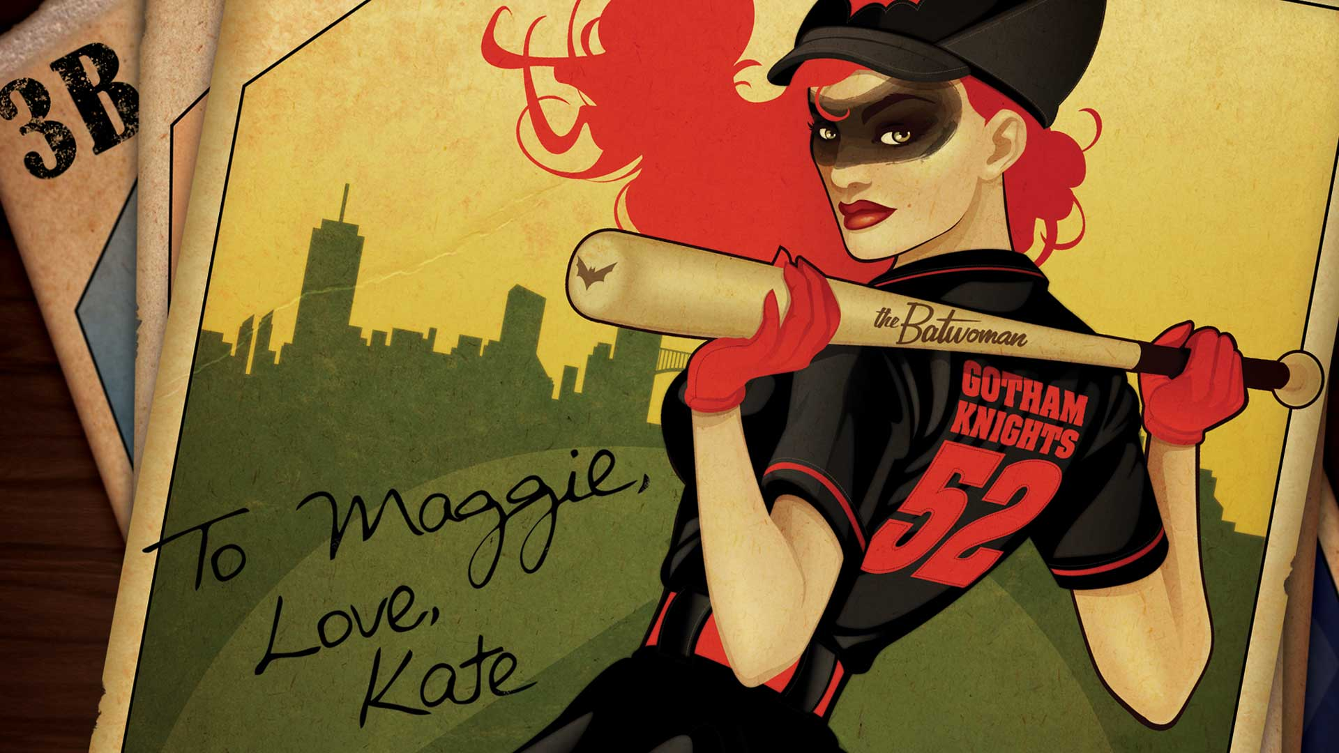 Batwoman, DC's first openly-gay superhero, in development to join Arrow-verse